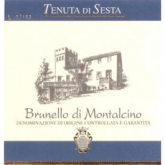 Tenuta di Sesta Brunello di Montalcino 2012 Italian Red Wine 750 mL