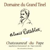 Domaine du Grand Tinel Chateauneuf du Pape Alexis Establet 2011 Red Rhone Wine 750 mL