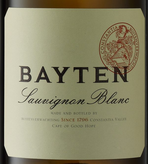 BUITENVERWACHTING Bayten Sauvignon Blanc 2017 South African White Wine 750 mL