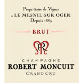 Champagne Robert Moncuit NV Blanc de Blancs Brut French Sparkling Wine