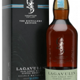 Lagavulin Distillers Edition Double Matured 2000 Single Malt Scotch