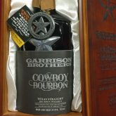 Garrison Brothers Cowboy Bourbon 2017 Release Texas Straight Bourbon Whiskey