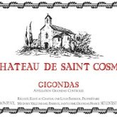 Chateau de Saint Cosme Gigondas 2013 Red Rhone Wine