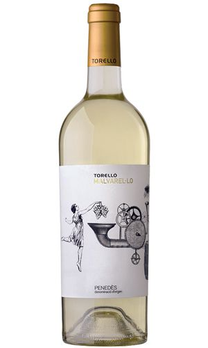 Torello Malvarello Penedes Spanish White Wine 750 mL
