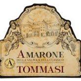 Tommasi Amarone della Valpolicella Classico 2012 Red Italian Wine 750mL
