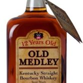 Charles Medley Distillery Bourbon 12 year Kentucky Bourbon Whiskey