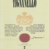 Antinori Tignanello 2013 Italian Tuscan Red Wine 750 mL