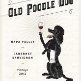 Old Poodle Dog Cabernet Sauvignon Napa Valley 2014 Red California Wine 750 mL