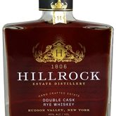 Hillrock Estate Double Cask Rye Whiskey New York State Whiskey