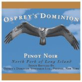 Osprey's Dominion Pinot Noir Long Island Red Wine 750 mL