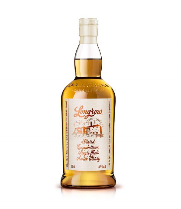 Longrow Peated Campbeltown Single Malt Scotch