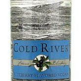Cold River Blueberry Vodka Maine 750 mL