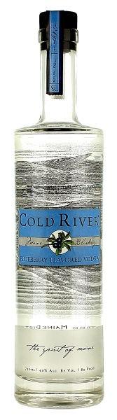 Cold River Blueberry Vodka Maine 750 mL