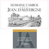 Domaine Cambos Cotes de Gascogne Blanc 2014 French White Wine