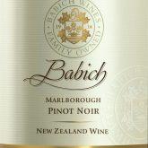 Babich Pinot Noir MarlboroughNew Zealand Red Wine 750 mL
