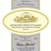 Domaine de la Tourlaudiere Muscadet et Maine 2012 French White Wine