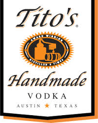 Tito's Vodka Texas Corn Vodka 1L