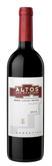 Altos Las Hormigas Appellation Altamira Malbec 2013 Argentina Red Wine