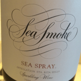 Sea Smoke Sea Spray Santa Rita Hills Blanc de Noirs 2012 California Sparkling Wine