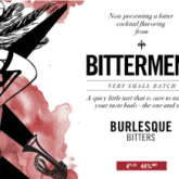 Bittermens Burlesque Aromatic Cocktail Bitters 5 ounce bottle