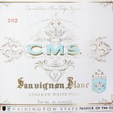 Hedges Family Estate CMS Sauvignon Blanc Washington White Wine
