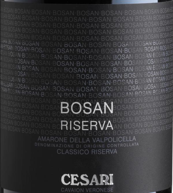 Cesari Bosan Amarone della Valpolicella Classico 2006 Italian Red Wine