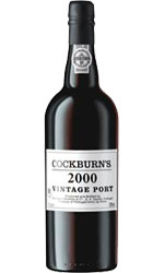 Cockburn's Vintage Port 2000