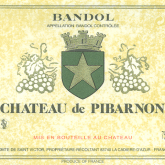 Chateau de Pibarnon Bandol Rose 2016 Pink French Bandol Wine 750 mL