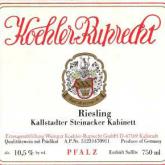 Koehler Ruprecht Pfalz Kabinett Steinacker Riesling 2013