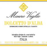 Mauro Veglio Dolcetto D'Alba 2014 Italian Red Wine 750mL