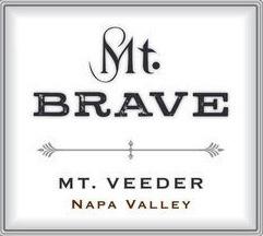 Mt. Brave Mt. Veeder Cabernet Sauvignon 2013 California Red Wine 750mL