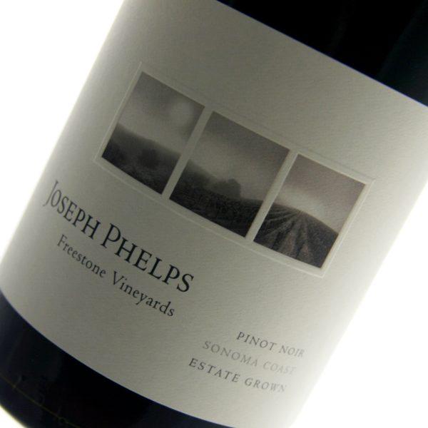 Joseph Phelps Freestone Vineyards Sonoma Coast Pinot Noir 2013 California Red Wine 750mL