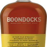 Boondocks 8 year Port Finish Bourbon 90 proof 750 mL
