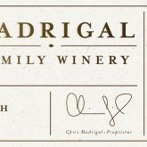 Madrigal Family Winery Petite Sirah Napa Valley Red Wine 750mL
