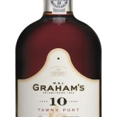 Grahams 10 Year Old Tawny Port Portugese Dessert Wine 750 mL