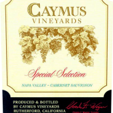 Caymus Cabernet Sauvignon Special Selection 2014 Red Napa Calfornia Wine 750 mL