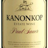 Kanonkop Paul Sauer 2012 South African Bordeaux Blend 750 mL