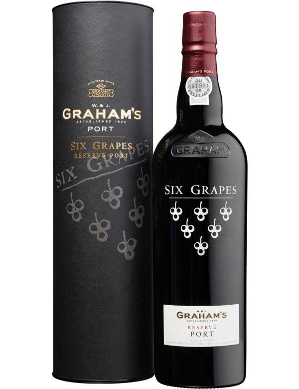 Grahams 6 grapes 375ml