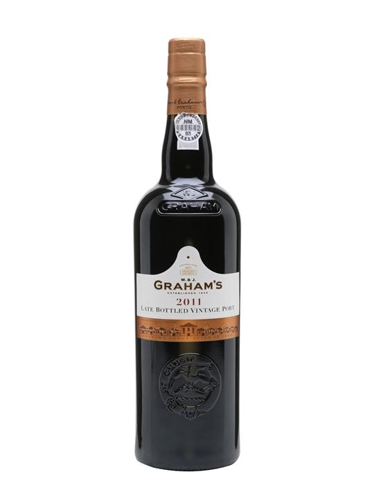 Grahams Late Bottled Vintage Port 2011 Red Portugese Dessert Wine 750 mL