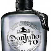 Don Julio Tequila Anejo Claro 70th Anniversary 750mL