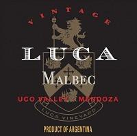 Luca Malbec Mendoza 2014 Argentina Red Wine 750mL