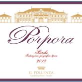 Il Pollenza Porpora Rosso Marche IGT Italian Red Wine 750 mL