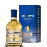 "Kilchoman Machir Bay Cask Strength 117.8 proof ""USA East Coast Tour Bottling"" Islay Single Malt Scotch Whisky 750 mL"