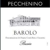 Pecchinino Barolo Bussia 2012 Piedmont Nebbiolo Italian Red Wine 750mL