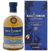 Kilchoman 2008 Vintage Seasonal Release 46% Abv Single Malt Scotch Islay Whisky 750 mL