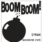Charles Smith Boom Boom Syrah Washington Red Wine 750 mL