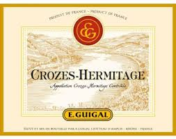 E. Guigal Crozes-Hermitage Blance 2013 White French Rhone Wine 750 mL