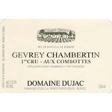 Domaine Dujac Geverey Chambertin 1er Cru Aux Combottes 2014 French Red Burgundy Wine 750 mL