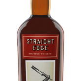 The Splinter Group Straight Edge Bourbon Whiskey 750mL