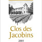 Chateau Clos De Jacobins St. Emilion Grand Cru 2005 French Red Bordeaux Wine 750 mL